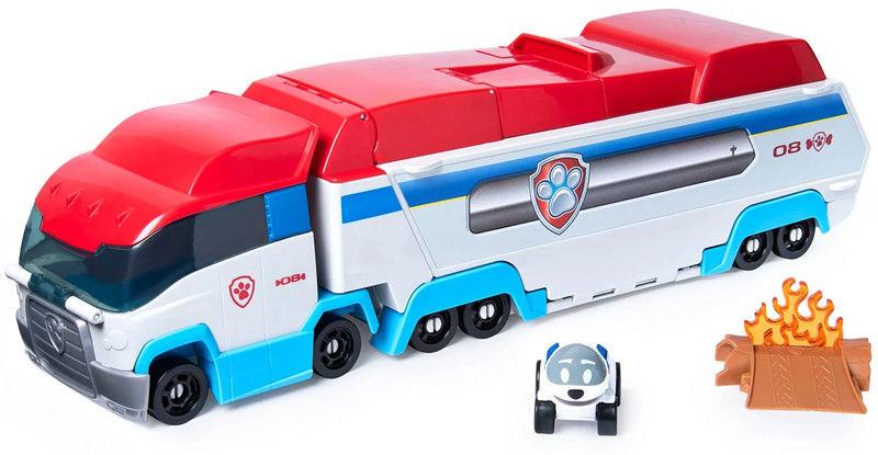 Psi Patrol - Transportowiec dla pojazdów True Metal 20116063 6053406