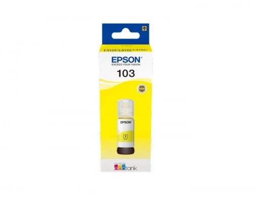 oryginalny atrament Epson 103 [C13T00S44A] yellow