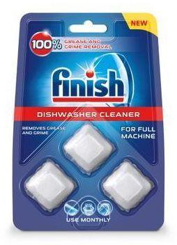 FINISH Tabletki do czyszczenia zmywarki 3 szt.
