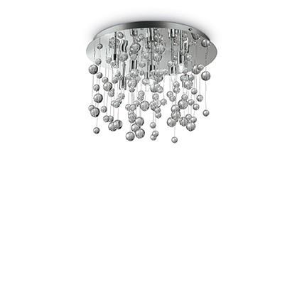 NEVE PL8 - Ideal Lux - plafon/lampa sufitowa  GWARANCJA NAJNIŻSZEJ CENY!