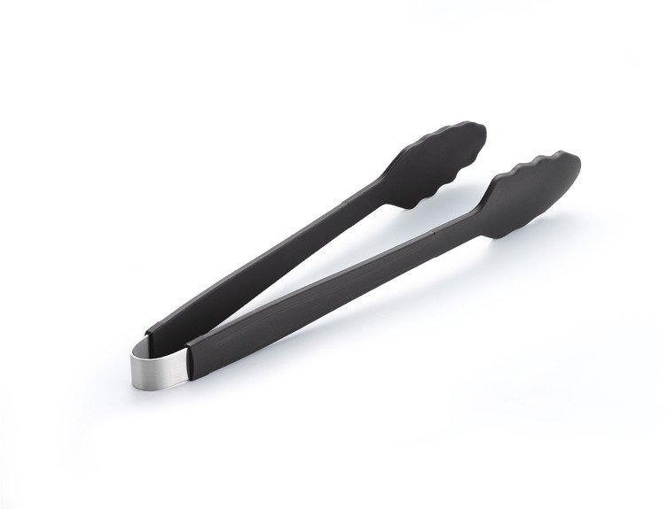 Lotusgrill  silikonowe szczypce do grilla, antracytowe