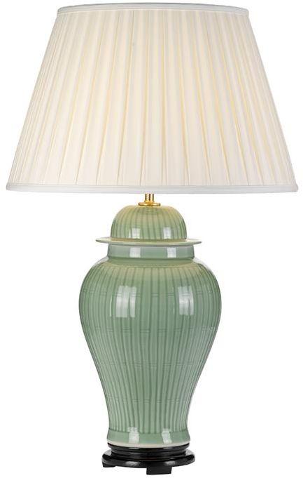 Lampa stołowa Yantai DL-YANTAI-TL - Elstead