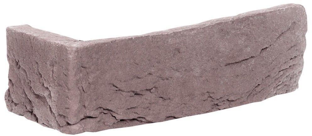 Cegła - narożnik Sardinia Grey