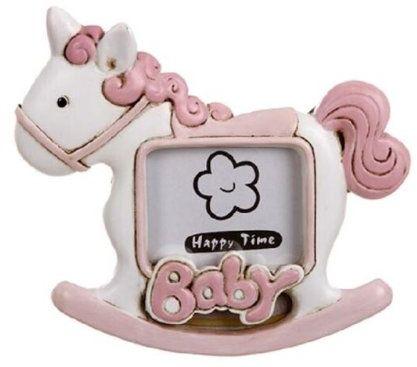 Mi Casa PORTAF INF koń różowy
