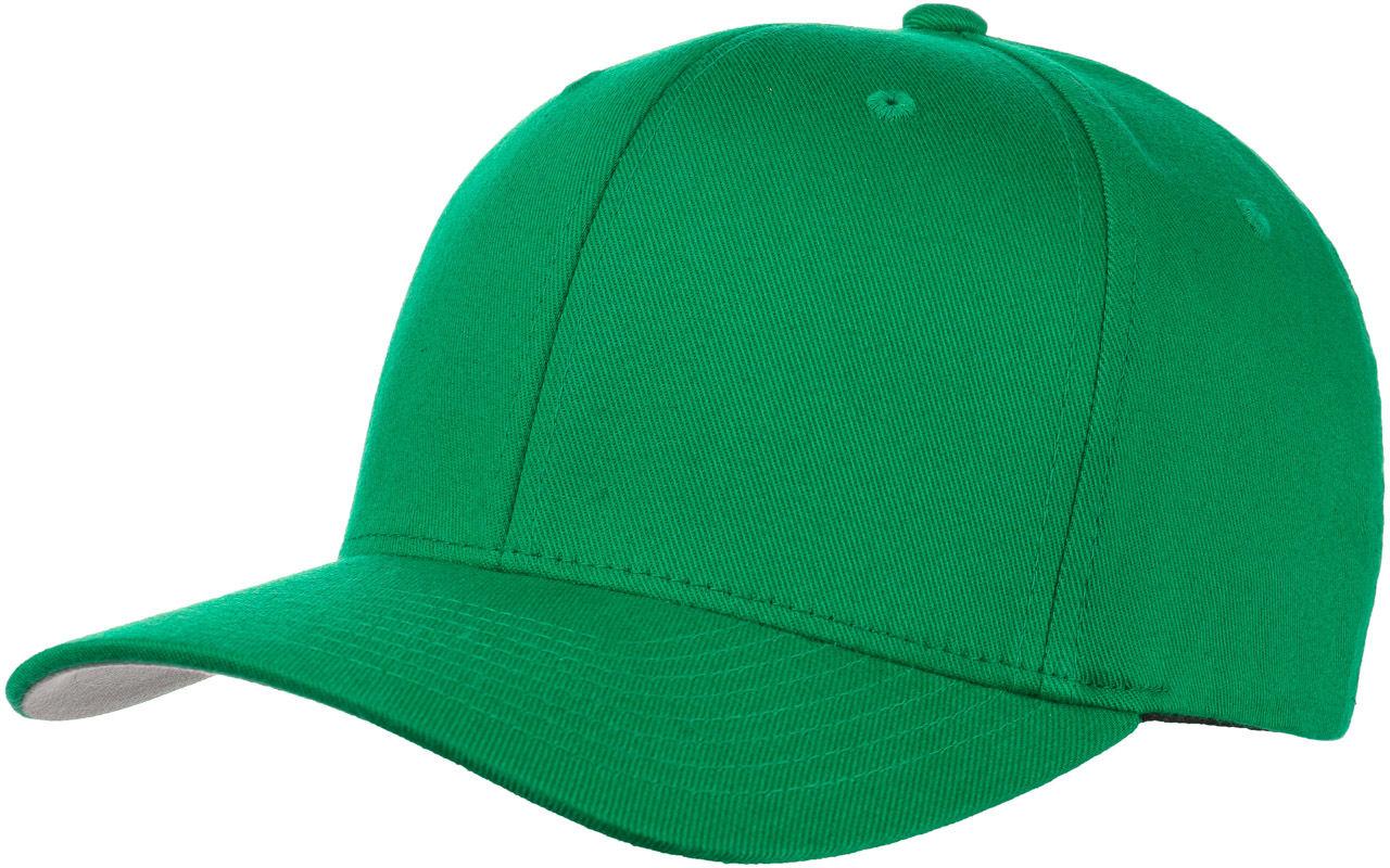 Czapka Spandex Flexfit, zielony, S/M (54-57 cm)