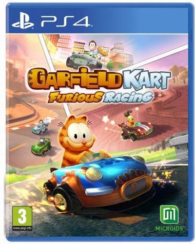Garfield Kart: Furious Racing PS 4