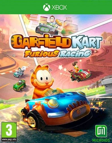 Garfield Kart: Furious Racing XOne