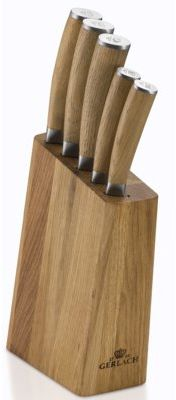 Zestaw noży GERLACH Natur (5 elementów) Dogodne raty! DARMOWY TRANSPORT!