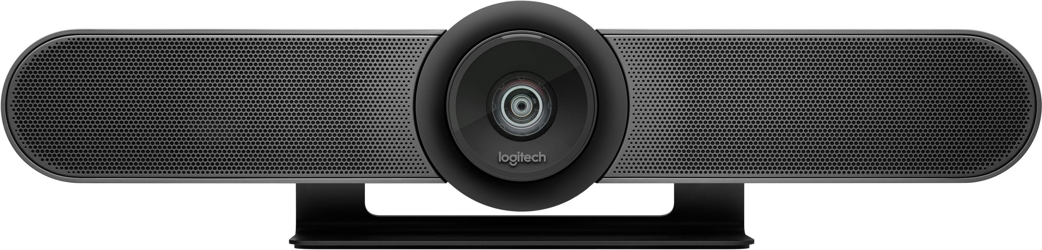 Logitech MeetUp kamera internetowa 3840 x 2160 pixels 30 fps Black