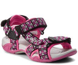 Sandały CMP - Kids Hamal Hiking Sandal 38Q9954 Hot Pink B375