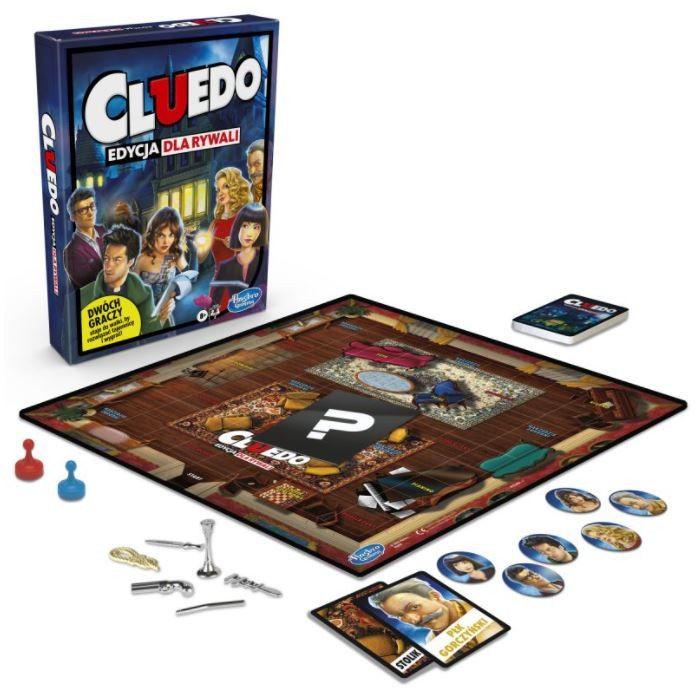 Gra Cluedo Edycja dla rywali