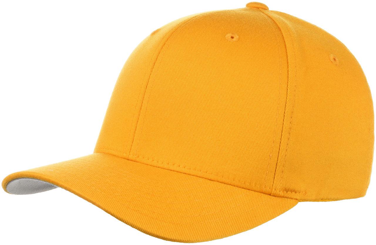 Czapka Spandex Flexfit, żółty, S/M (54-57 cm)