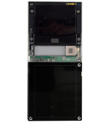 Helios IP VERSO CZARNY - jednostka bazowa bez kamery - 2N