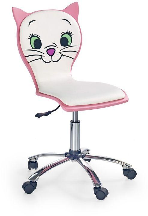 HALMAR Fotel obrotowy KITTY 2