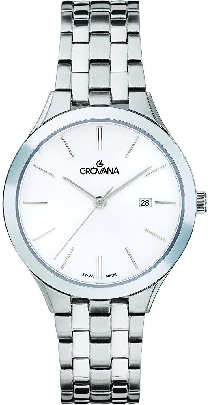 Zegarek Grovana 5016.1132 - CENA DO NEGOCJACJI - DOSTAWA DHL GRATIS, KUPUJ BEZ RYZYKA - 100 dni na zwrot, możliwość wygrawerowania dowolnego tekstu.