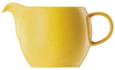 """Dzbanek na mleko """"Sunny Day"""" w kolorze żółtym"""