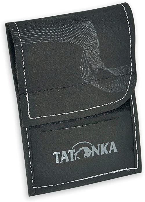 Tatonka Portfel HY Neck Wallet, czarny/carbon, 2883