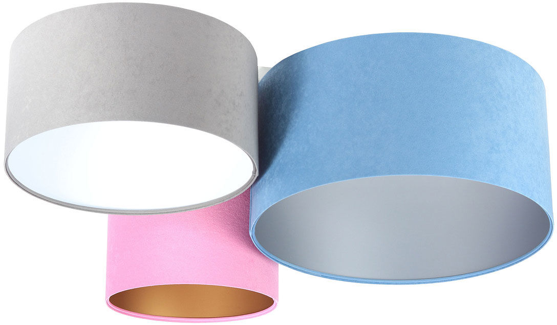Kolorowa plafoniada do salonu - EXX62-Niva