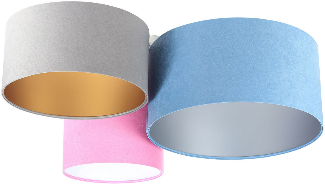 Kolorowa plafoniada do sypialni - EXX62-Niva