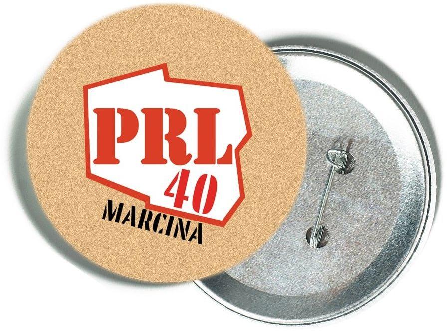 Przypinka personalizowana PRL - 1 szt.