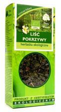 Herbatka LIŚĆ POKRZYWY BIO 25 g Dary Natury