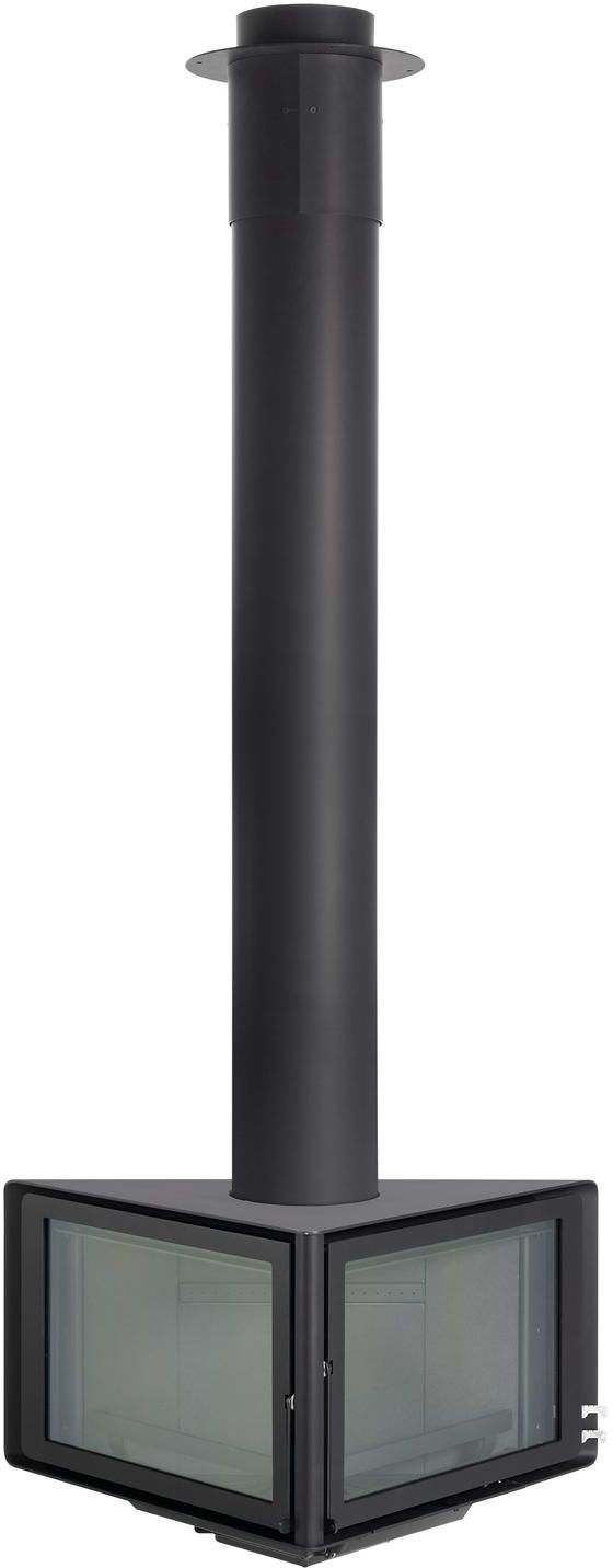 Vertex Piec wiszący / kominek wiszący / kominek stojący (opcja)