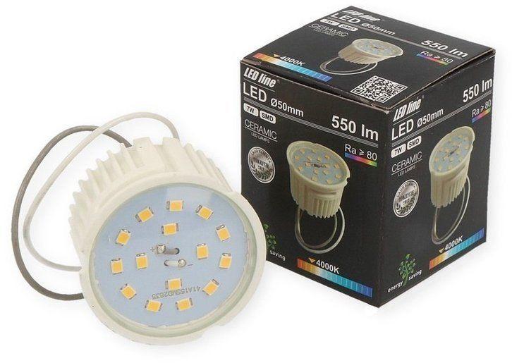 Żarówka insert LED line SMD 5W 550lm neutralna 4000K