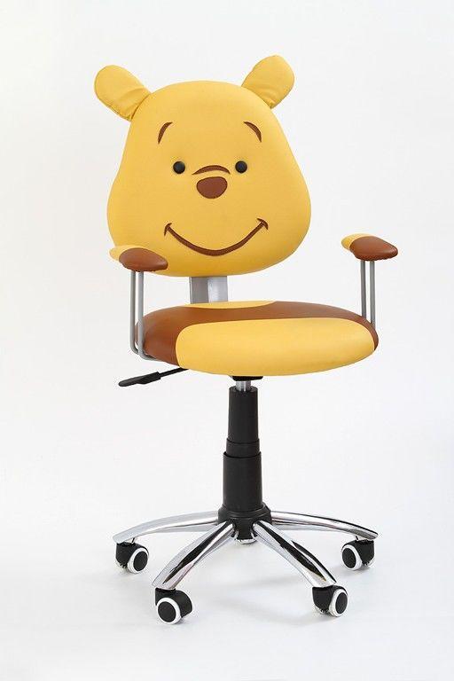 HALMAR Fotel obrotowy KUBUŚ
