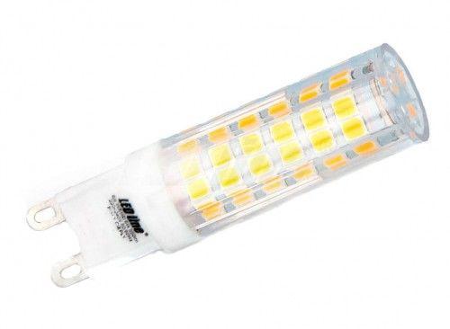 Żarówka LED LEDline G9 6W SMD 230V biała ciepła