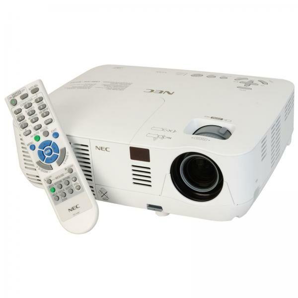 Projektor NEC V230X + UCHWYTorazKABEL HDMI GRATIS !!! MOŻLIWOŚĆ NEGOCJACJI  Odbiór Salon WA-WA lub Kurier 24H. Zadzwoń i Zamów: 888-111-321 !!!