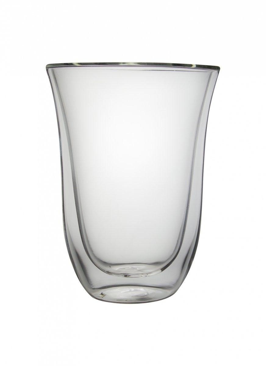 Szklanki termiczne cafelatte, cappuccino, espresso DLSC302 do ekspresu 6szt Fancy Collection Calor