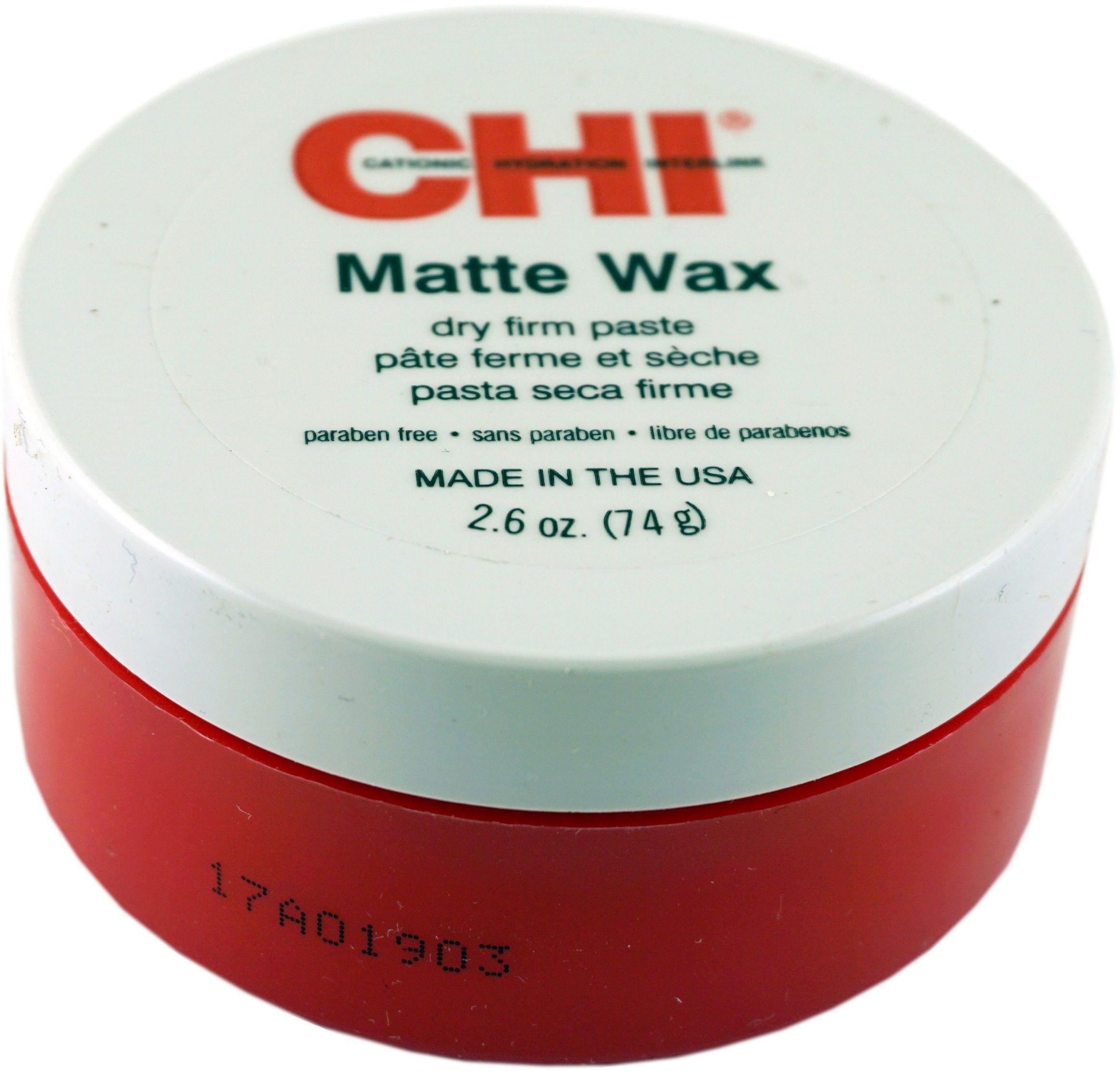 Mocna Pasta do Włosów Wosk - Matte Wax- 74g - CHI