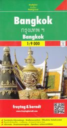 Bangkok ZAKŁADKA DO KSIĄŻEK GRATIS DO KAŻDEGO ZAMÓWIENIA