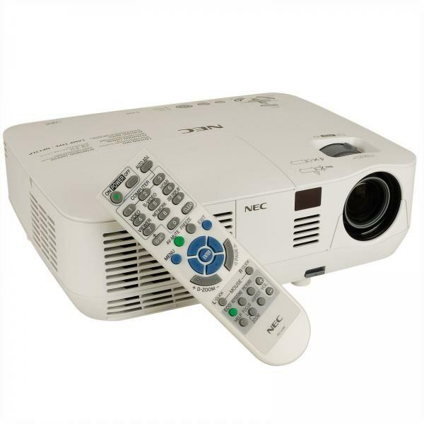 Projektor NEC V260W + UCHWYTorazKABEL HDMI GRATIS !!! MOŻLIWOŚĆ NEGOCJACJI  Odbiór Salon WA-WA lub Kurier 24H. Zadzwoń i Zamów: 888-111-321 !!!