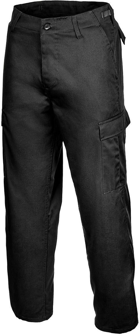 Spodnie wojskowe Mil-Tec US Ranger BDU Black (11810002)
