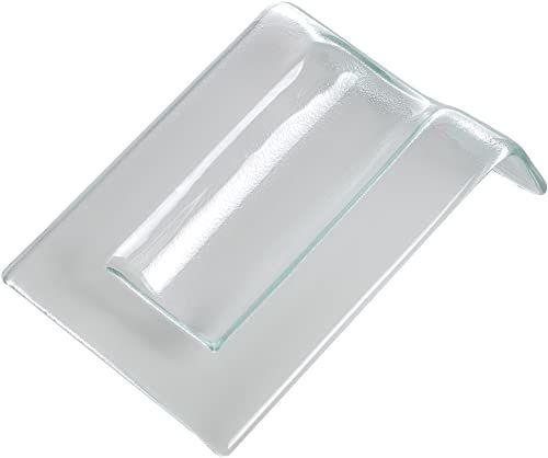 ludi-vin 5060388471354 szklana butelka na drzwi przezroczysta 23,5 x 15,3 x 6,4 cm