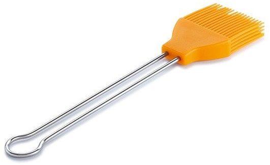 Lotusgrill  silikonowy pędzel, pomarańczowy - pomarańczowy