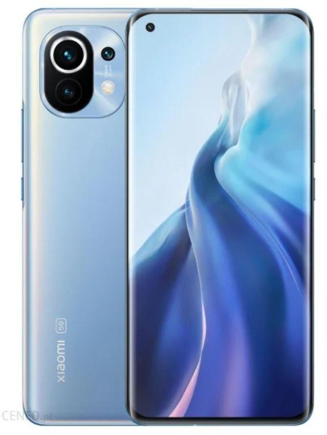 Xiaomi Mi 11 8/256GB niebieski 31673