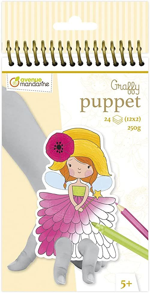 Graffy Puppet Fées - GY007O