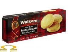 Ciastka Walkers Maślane Shortbread Highlanders 200g