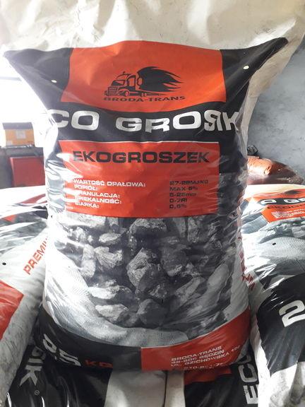 EKOGROSZEK ECO GROSIK PREMIUM - 1000kg