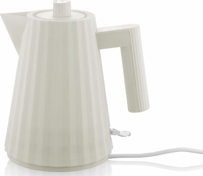 Alessi PLISSE Czajnik Elektryczny 1 l Biały