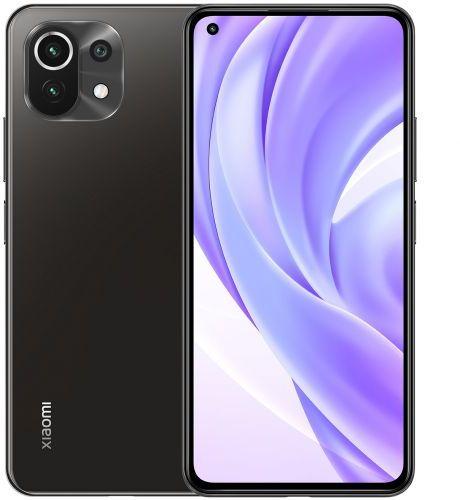 Xiaomi Mi 11 lite 5G 8/128GB czarny (Truffle Black) 34077