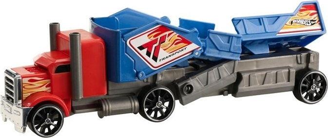 Hot Wheels - Ciężarówki i kraksy