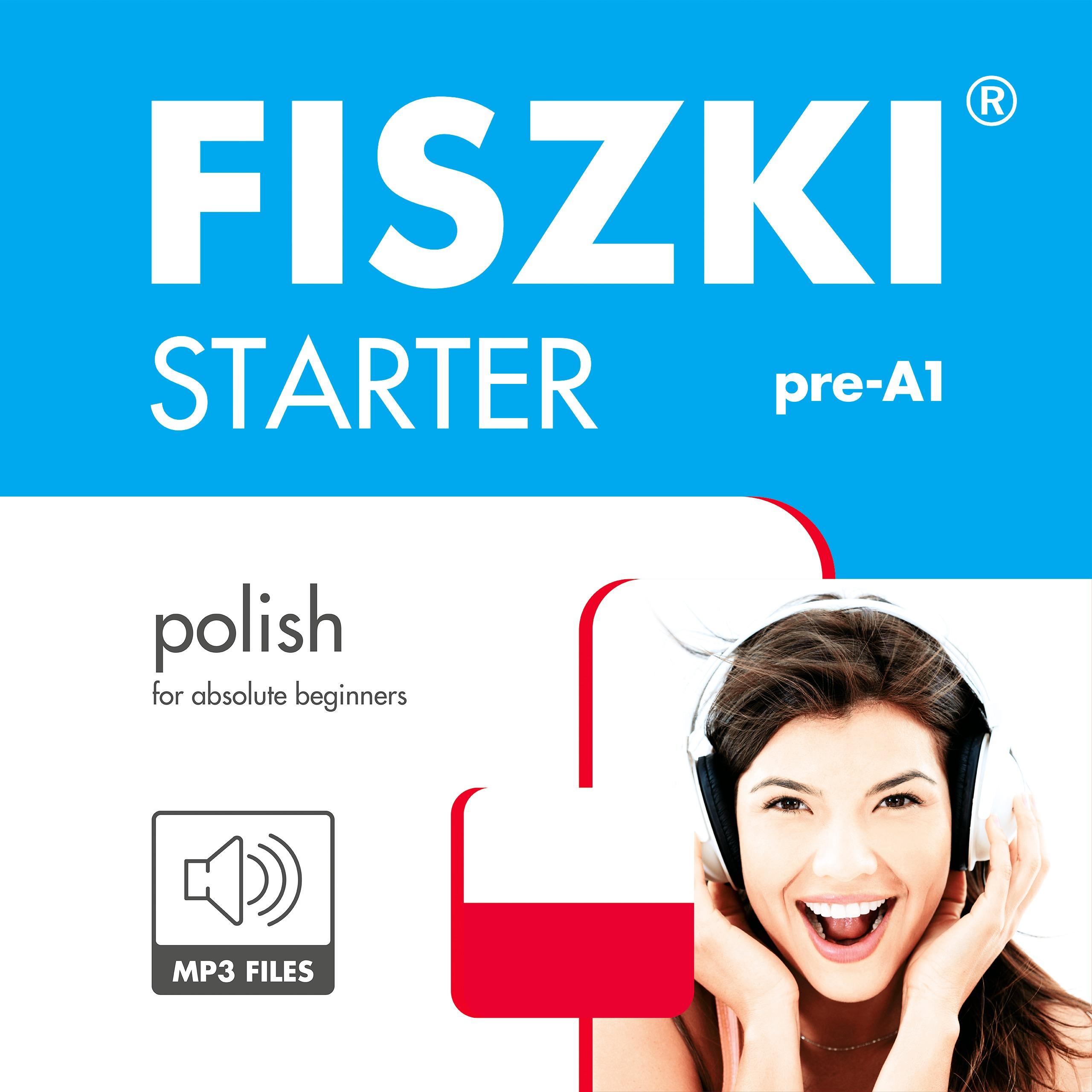 AUDIOBOOK - polski - Starter (pre-A1)