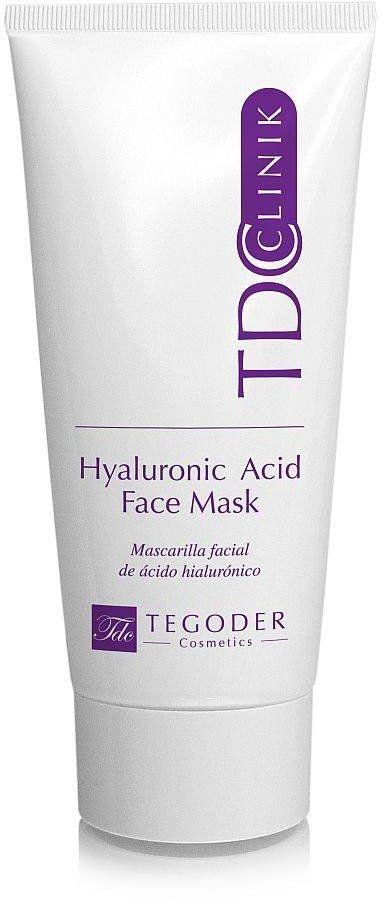 Maska nawilżająca do twarzy z kwasem hialuronowym HYALURONIC ACID FACE MASK 200ml