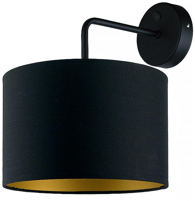 Kinkiet Alice 9084 Nowodvorski Lighting czarno-złota oprawa ścienna w nowoczesnym stylu