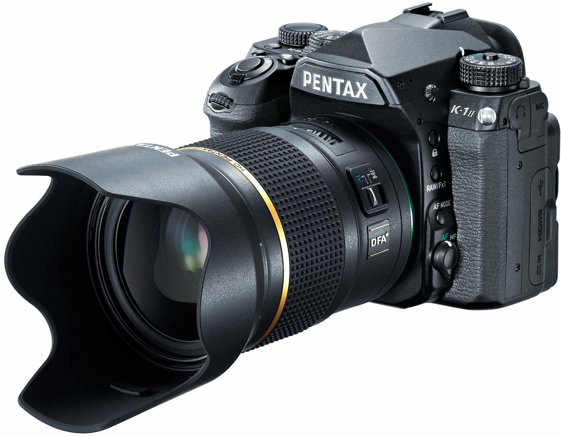 Pentax K-1 Mark II + D FA x 50 mm / 1,4
