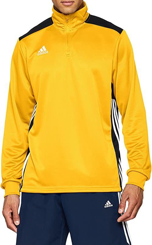adidas Męska bluza REGI18 TR TOP , bold złoty/czarny, XS