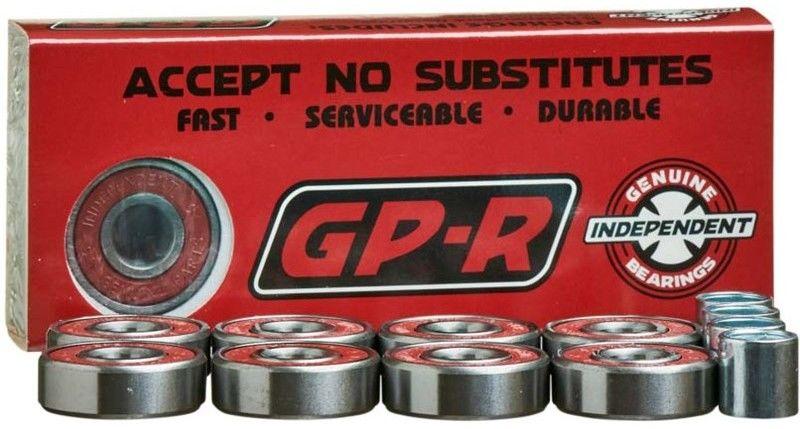 łożyska INDEPENDENT - Genuine Parts Bearing GP-R (116187) rozmiar: OS